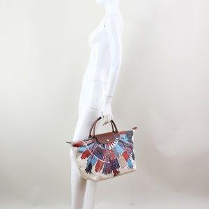 0333e6bf097c Longchamp Bags - Longchamp Le Pliage Collier Massai Shoulder Bag